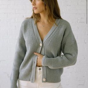 Tradlands shelter cardigan